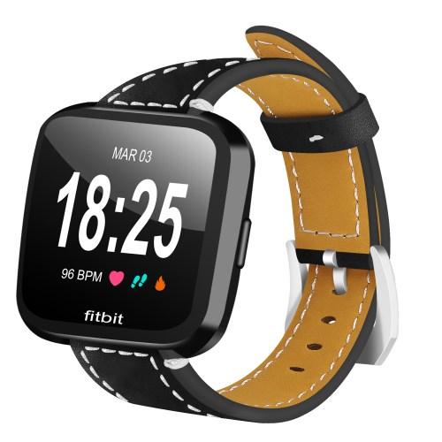 9a02b8de7f4 Fitbit Versa - must nutikella rihm - Instapood ⋆ Instashop ...