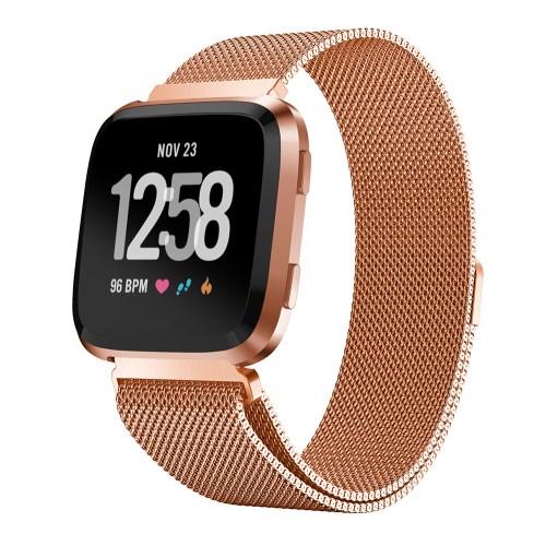 b3e0aca3a9f Fitbit Versa - roosa kuld nutikella rihm - Instapood ⋆ Instashop ...